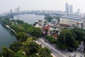 Hồ Tây - khu vực được quy hoạch mang tầm vóc quốc tế