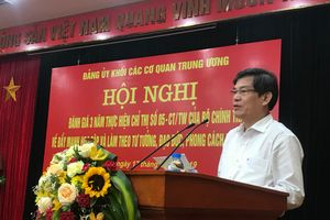 Đảng bộ Khối các cơ quan Trung ương: Nhân rộng những cách làm hay trong học tập và làm theo tư tưởng, đạo đức, phong cách Hồ Chí Minh