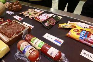 Có thể bị phạt tới 200 triệu đồng khi mang thịt lợn vào Hàn Quốc