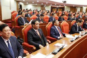 Hội nghị TƯ 10 thảo luận về đại hội đảng bộ các cấp