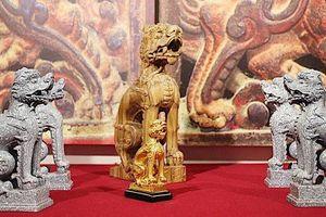 Trưng bày triển lãm chuyên đề: 'Linh vật Nghê Việt'