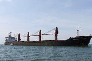 Triều Tiên nhờ Liên Hợp Quốc can thiệp vụ Mỹ giữ tàu chở hàng