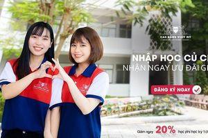 Cao đẳng Việt Mỹ khánh thành cơ sở mới ở Củ Chi