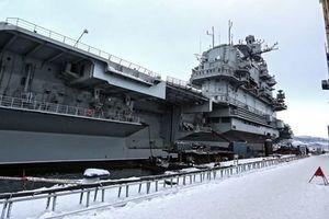 'Quả đấm thép' chủ chốt của tàu sân bay Nga trong tương lai