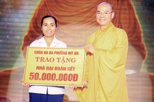 Nhân lên những giá trị nhân văn mùa Phật đản