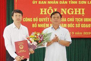 Sở GD&ĐT Sơn La có tân Phó Giám đốc