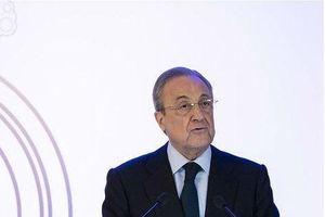 Chủ tịch Perez tái thiết Real Madrid bằng 300 triệu euro