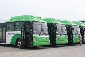 Hà Nội mở mới 4 tuyến xe buýt sử dụng nhiên liệu sạch