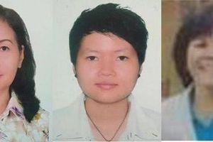 Manh mối lần ra tung tích 4 phụ nữ, nghi can giết 2 người đàn ông đổ bê tông