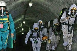 Nổ khí Metan khiến 5 công nhân ngành than ở Quảng Ninh thương vong