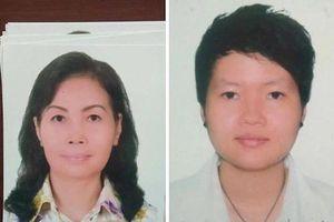 Bắt 4 người phụ nữ liên quan vụ giết người, phi tang xác trong khối bê tông