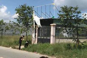 Vụ giết người phi tang xác trong bê tông: Tiến hành khám xét 2 địa điểm