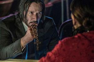 'John Wick 3' hé lộ về một cuộc chiến tranh trong thế giới ngầm