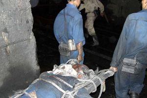 Quảng Ninh: Nổ khí metan, 2 công nhân than tử vong