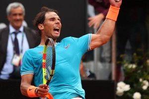 Phục hận Tsitsipas, Rafael Nadal điền tên mình vào trận chung kết Rome Masters