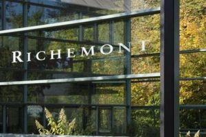 Doanh thu của Richemont tăng mạnh nhờ hợp nhất các nhà bán lẻ trực tuyến