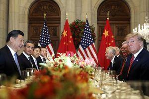 Đàm phán thương mại Mỹ-Trung rơi vào thế bế tắc