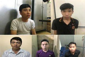 13 cô gái được giải cứu trong số hơn 100 người bị đưa vào các quán cafe kích dục ở Sài Gòn