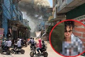 Thanh niên bị đánh bầm dập vì lợi dụng người dân đang chữa cháy để trộm xe máy
