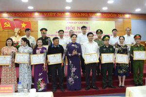 Lào Cai: Hội nghị đánh giá 50 năm thực hiện Di chúc của Chủ tịch Hồ Chí Minh