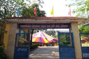Thành phố Thái Nguyên: Hiệu trưởng Trường THCS Gia Sàng 'dính' hàng loạt sai phạm