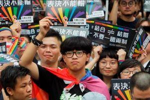 Đài Loan là quốc gia châu Á đầu tiên chính thức cho phép kết hôn đồng giới