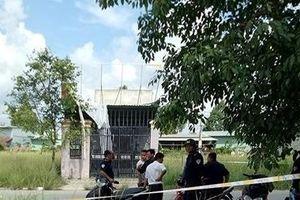 Khám xét ngôi nhà thứ hai của nhóm phụ nữ giết người phi tang xác trong bê tông