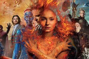 'X-Men: Dark Phoenix' tung poster hé lộ cái kết sắp đến