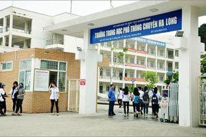 Thông tin thất thiệt xét vào lớp 10 khiến học sinh Quảng Ninh lo lắng
