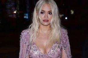 Rita Ora xinh đẹp hút mọi ánh nhìn