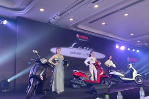 Yamaha Latte chính thức ra mắt, chưa có giá bán