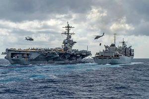 Hoa Kỳ phát hiện tên lủa Iran trên vịnh Ba Tư