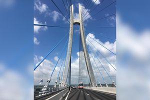Khánh thành cầu Vàm Cống vượt sông Hậu
