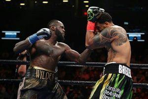 123 giây để 'quái vật' Wilder bảo vệ thành công đai WBC
