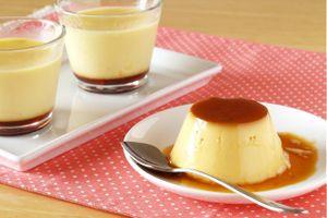 Cứu cánh cho ngày nóng 40 độ C với pudding trứng cực dễ làm