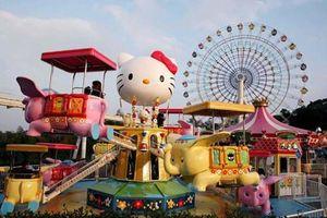 Công viên Hello Kitty Hà Nội sắp khởi công