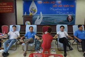Chương trình hiến máu nhân đạo 'Việt Úc - kết nối trái tim'