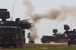 Pantsir-S1 bắn hạ 4 máy bay Israel?