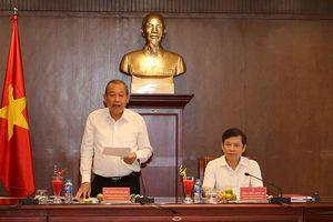 Công bố dự thảo Báo cáo kết quả kiểm tra thu hồi tài sản tham nhũng