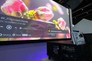 Epson giới thiệu máy chiếu có độ sáng 'khủng' nhất thế giới, 30.000 lumens