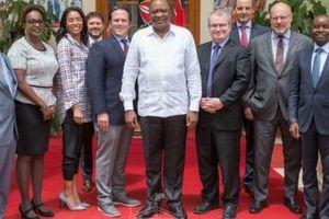 Tổng thống Kenya 'biến mất' sau chuyến thăm Trung Quốc?