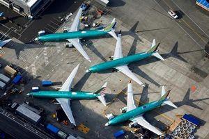 Boeing khắc phục lỗi phần mềm của máy bay 737 MAX