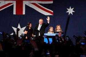 Bầu cử Úc: Chiến thắng 'kỳ diệu' của Thủ tướng Morrison