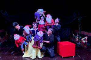 Nhà hát Múa rối Thăng Long chuẩn bị chương trình 'Các con là tất cả' cho ngày 1-6