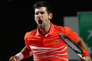Djokovic và Nadal sẽ đối đầu tại chung kết Rome Masters