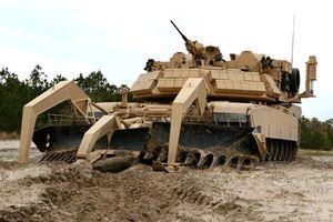 Quái thú nặng 80 tấn giúp quân Mỹ chinh phục thế giới