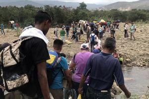 Học sinh Venezuela: Vượt biên giới hiểm nguy để tới trường