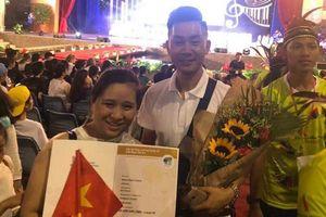 Trường TH&THCS Ngôi sao Hà Nội dành Huy chương Bạc tại hội thi hợp xướng quốc tế