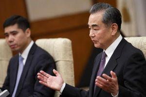 Ngoại trưởng Trung Quốc: Mỹ không nên đi 'quá xa' trong chiến tranh thương mại