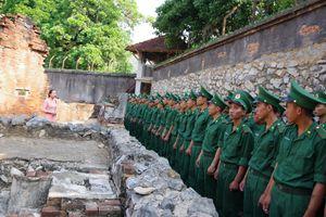 BĐBP Sơn La: Làm tốt công tác giáo dục truyền thống cho chiến sỹ mới